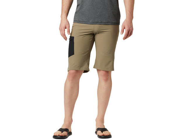 "Columbia Triple Canyon 10"" Shorts Men sage/black"